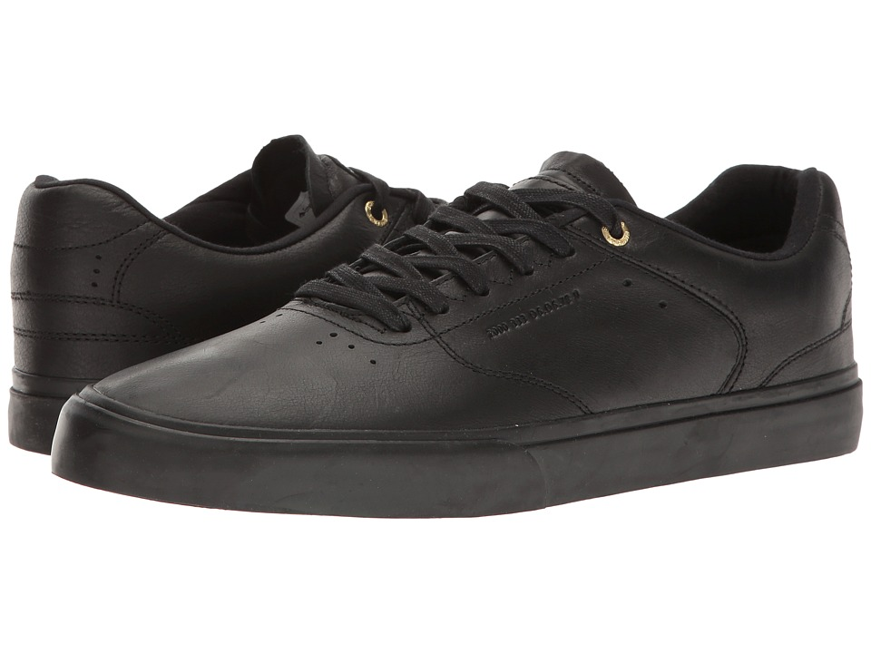 Emerica Reynolds LV Reserve (Black/Black) Men