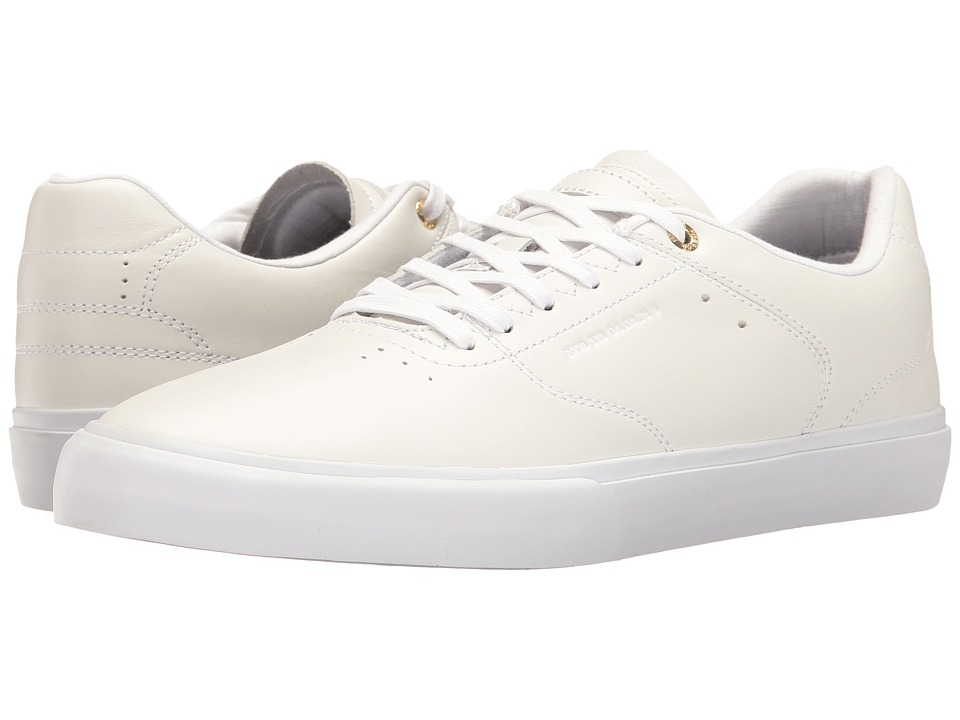 Emerica Reynolds LV Reserve (White/White) Men