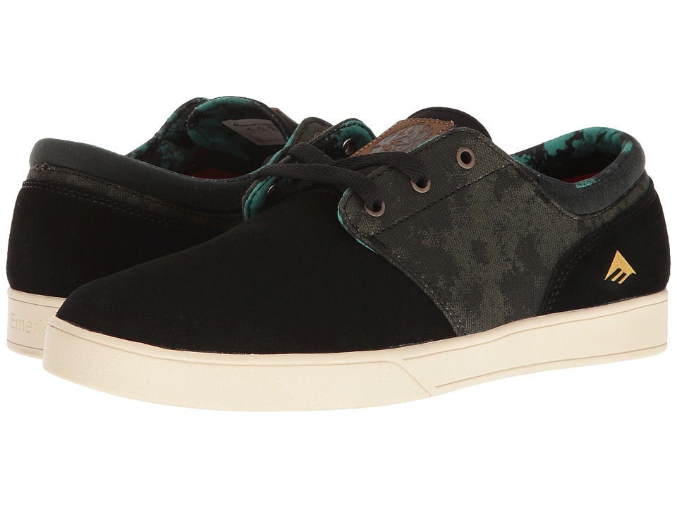 Emerica Figueroa X Harsh Toke (Black/Green) Men