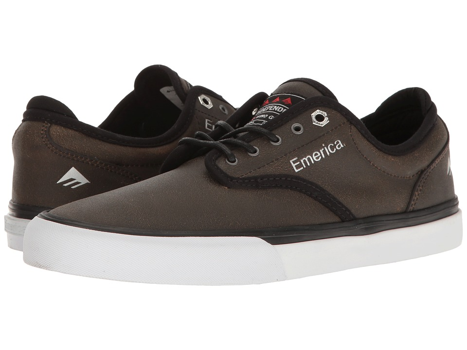 Emerica Wino G6 X Indy (Brown/Black) Men
