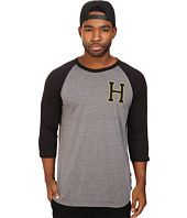 HUF - Classic H Regal Raglan Shirt