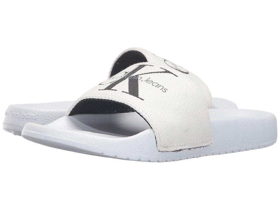 Calvin Klein Chantal (White Canvas) Women