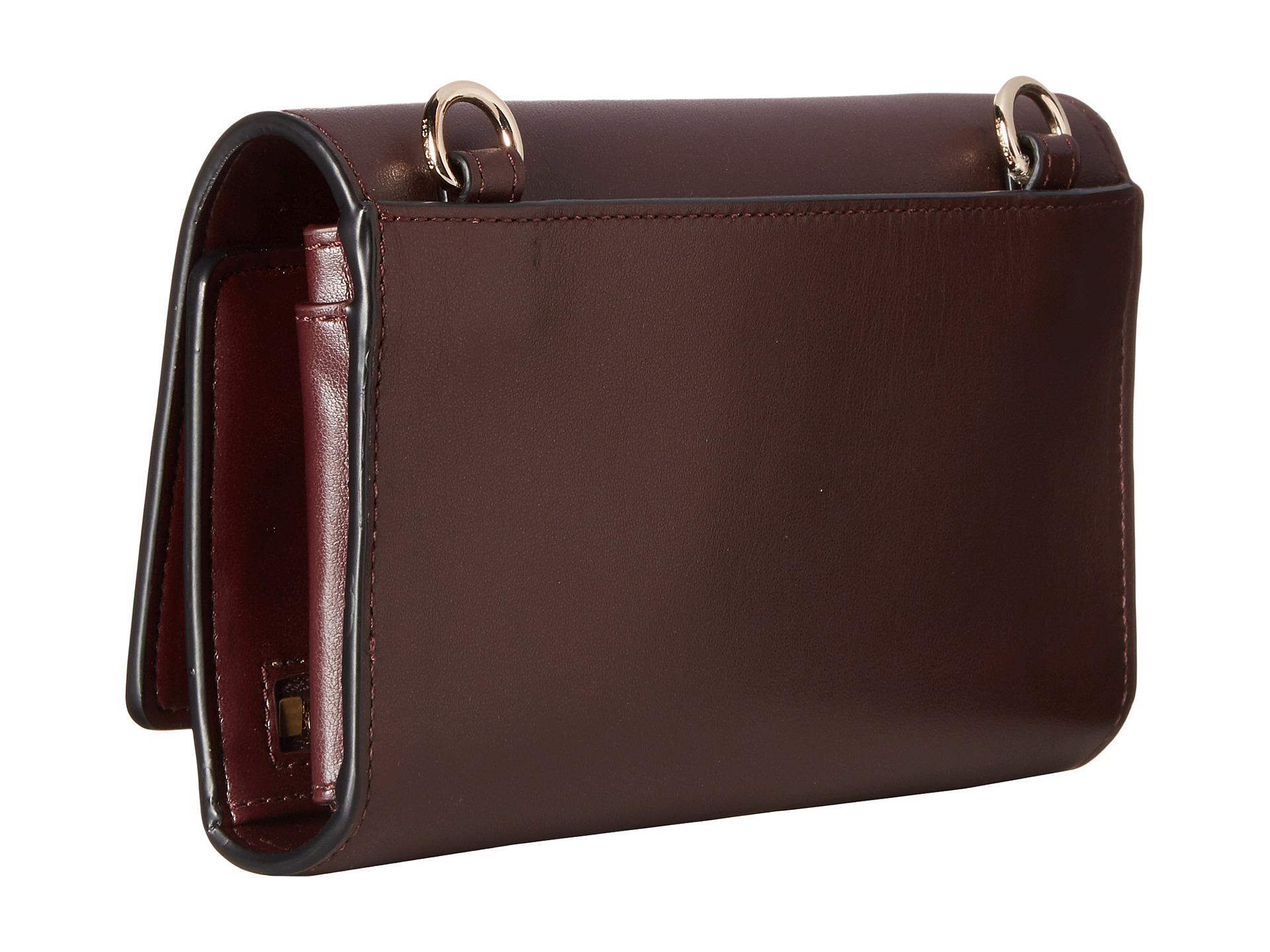 coach smooth leather phone crossbody zapposcom free