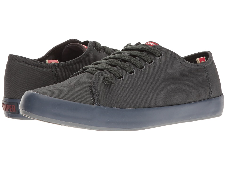 Camper - Andratx - K100158 (Dark Grey) Mens Lace up casual Shoes