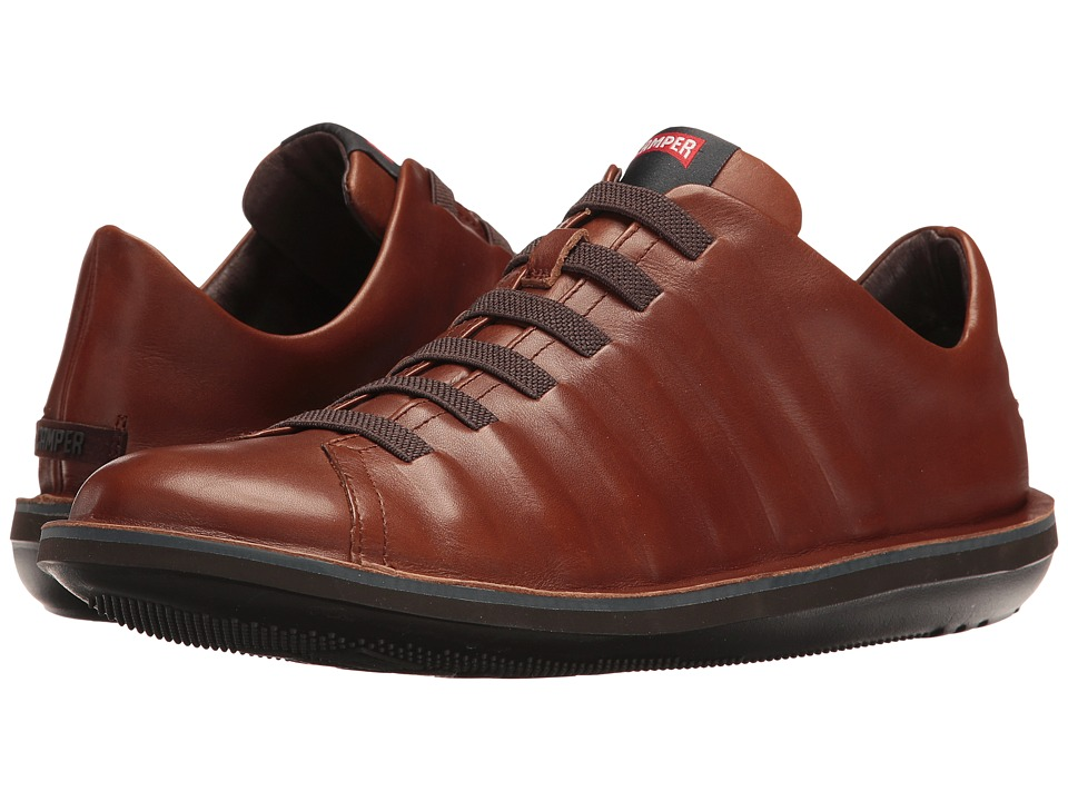 Camper Beetle 18751 (Medium Brown) Men's Lace up casual Shoes