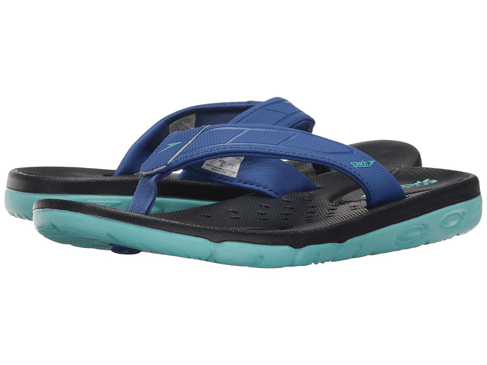 Speedo On Deck Flip (Blue) Women's Sandals