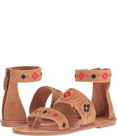 Soludos - Embroidered Three Banded Sandal