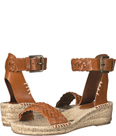 Soludos - Woven Demi Wedge Open Toe Sandal