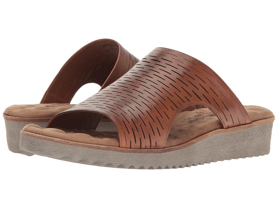 Walking Cradles Hartford (Luggage Accordion Perfed Soft Maia) Sandals