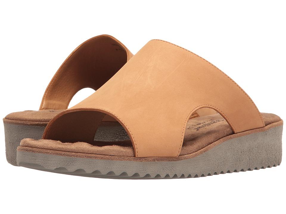 Walking Cradles Hartford (Camel Nubuck) Sandals