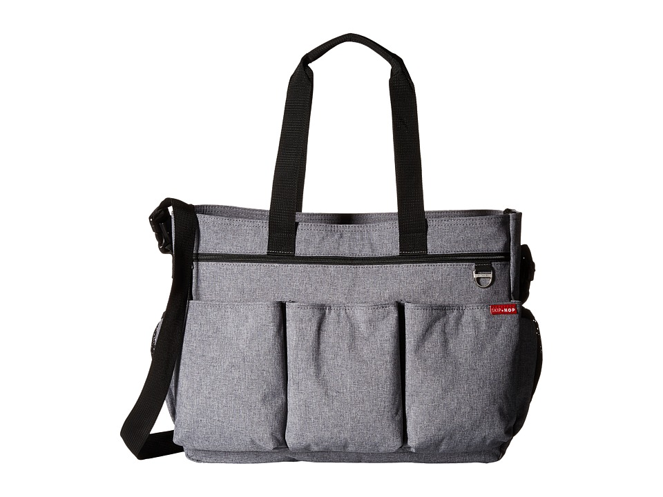 Skip Hop - Duo Double Signature (Heather Grey) Diaper Bags