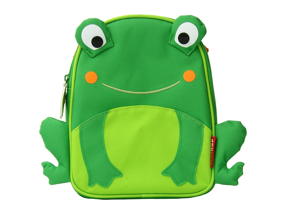 Skip Hop - Zoo Lunchies Insulated Lunch Bag (Frog) Handbags