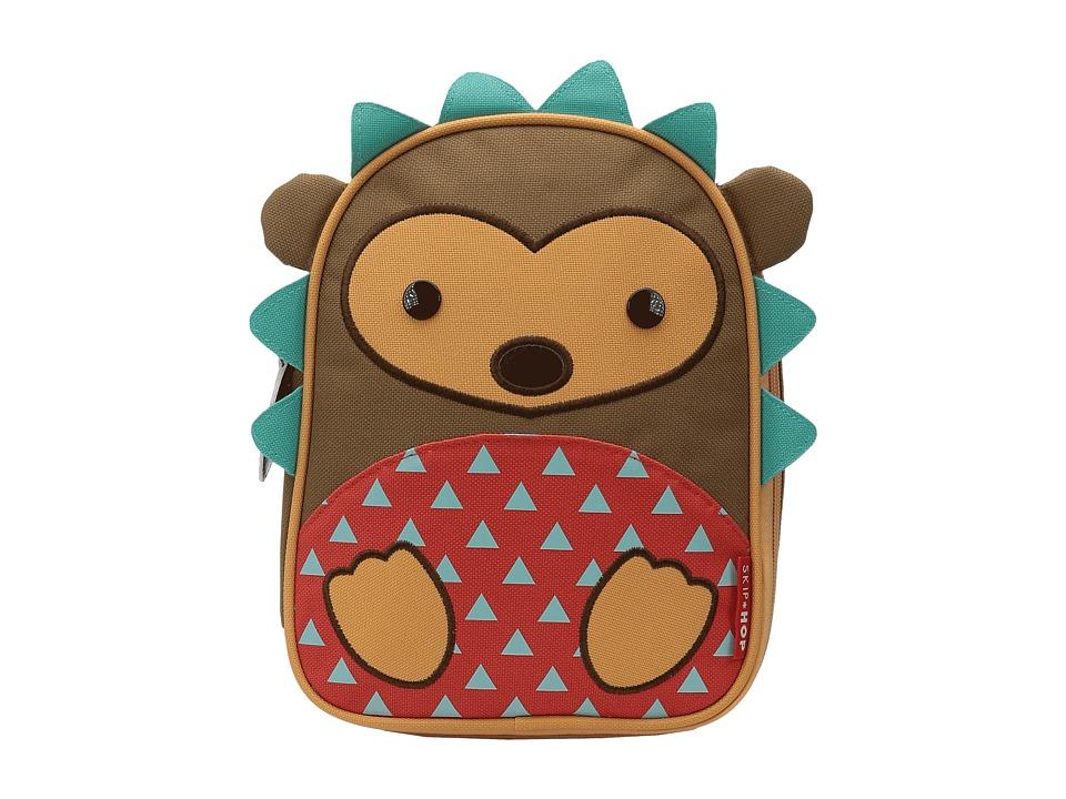 Skip Hop - Zoo Lunchies Insulated Lunch Bag (Hedgehog) Handbags