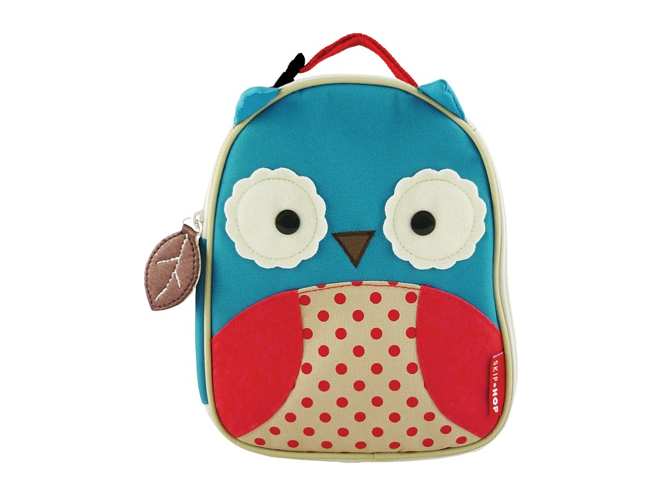 Skip Hop - Zoo Lunchies Insulated Lunch Bag (Owl) Handbags