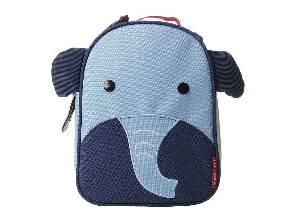 Skip Hop - Zoo Lunchies Insulated Lunch Bag (Elephant) Handbags