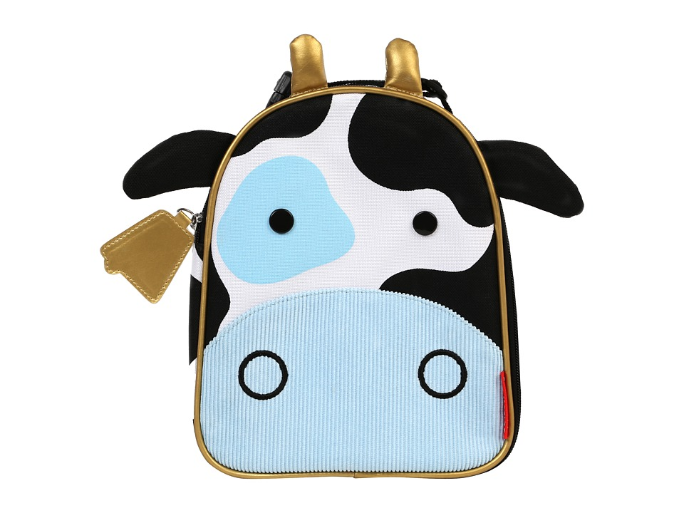 Skip Hop - Zoo Lunchies Insulated Lunch Bag (Cow) Handbags