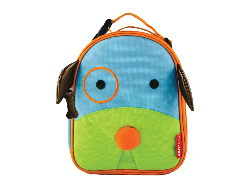 Skip Hop - Zoo Lunchies Insulated Lunch Bag (Dog) Handbags