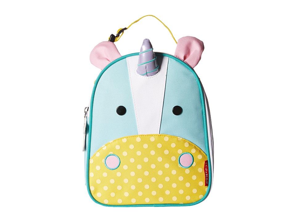 Skip Hop - Zoo Lunchies Insulated Lunch Bag (Unicorn) Handbags