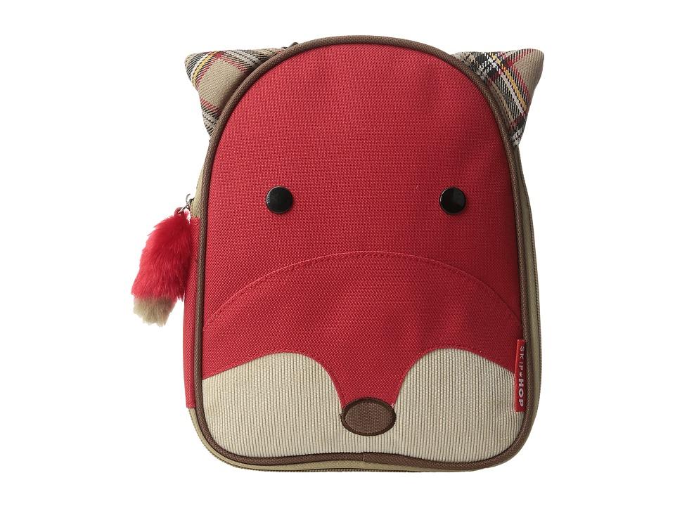 Skip Hop - Zoo Lunchies Insulated Lunch Bag (Fox) Handbags