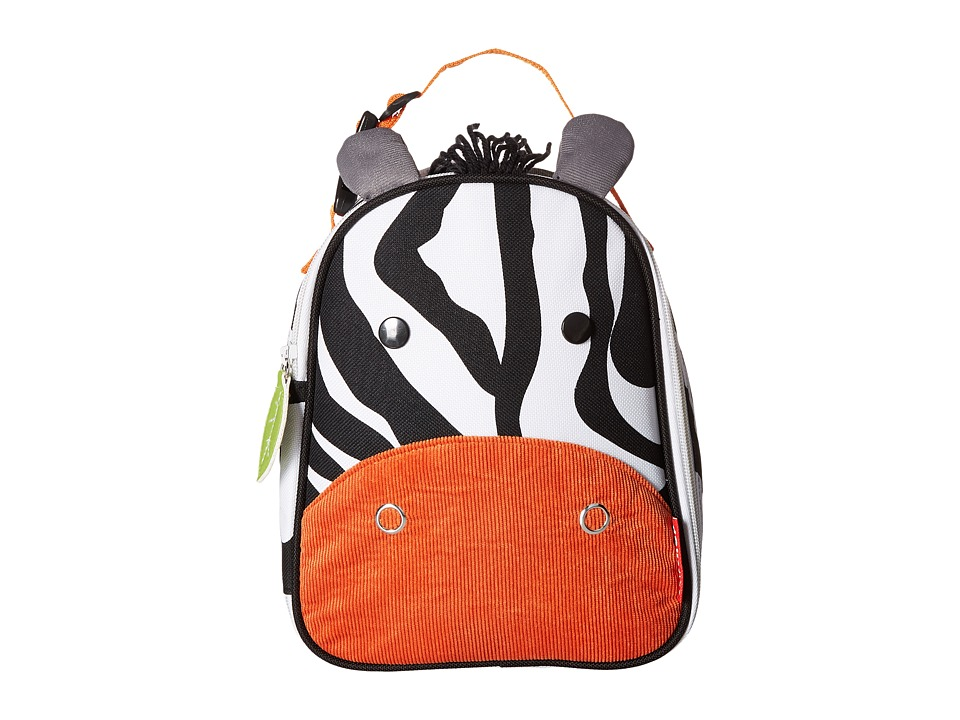 Skip Hop - Zoo Lunchies Insulated Lunch Bag (Zebra) Handbags