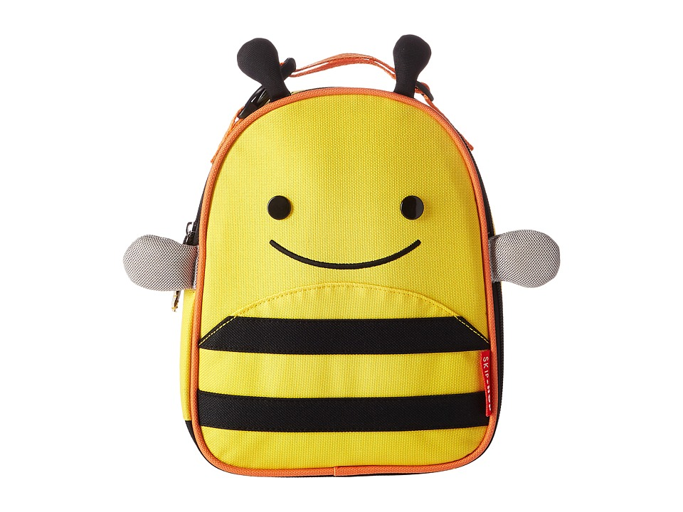 Skip Hop - Zoo Lunchies Insulated Lunch Bag (Bee) Handbags