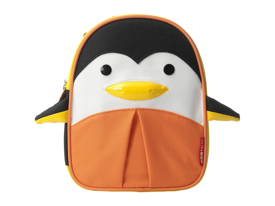 Skip Hop - Zoo Lunchies Insulated Lunch Bag (Penguin) Handbags