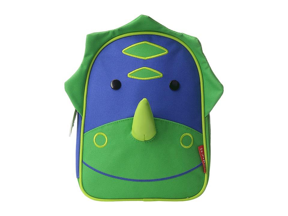 Skip Hop - Zoo Lunchies Insulated Lunch Bag (Dinosaur) Handbags