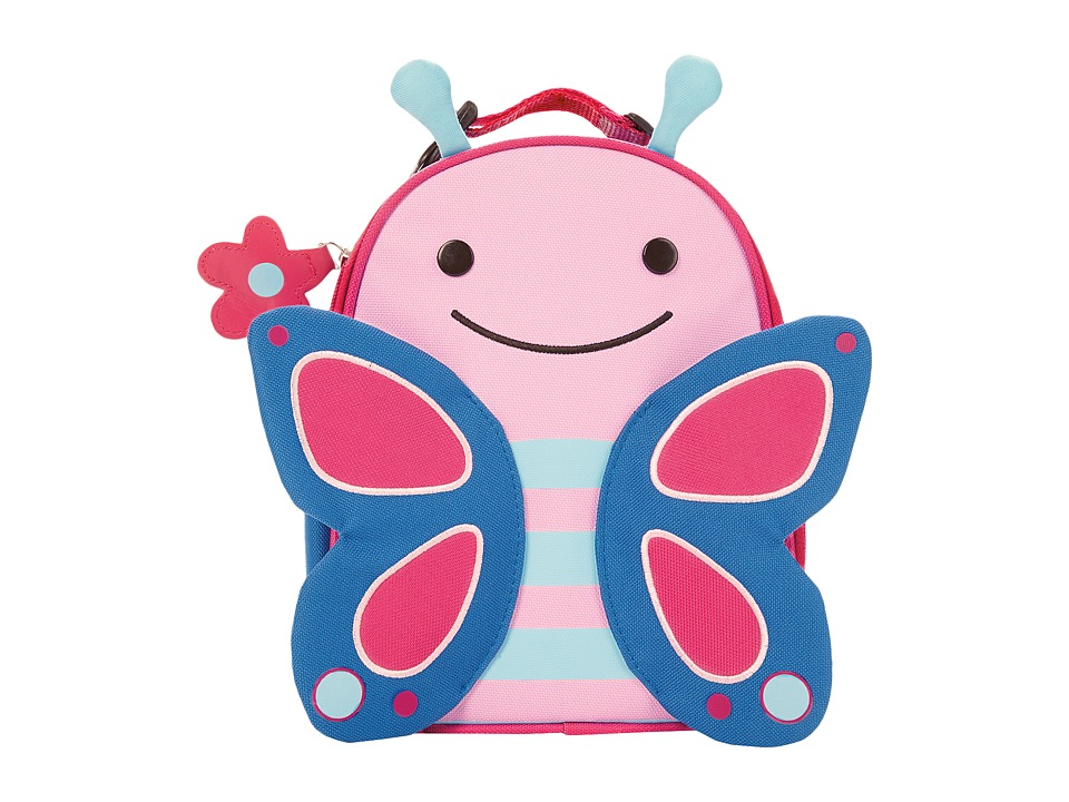 Skip Hop - Zoo Lunchies Insulated Lunch Bag (Butterfly) Handbags