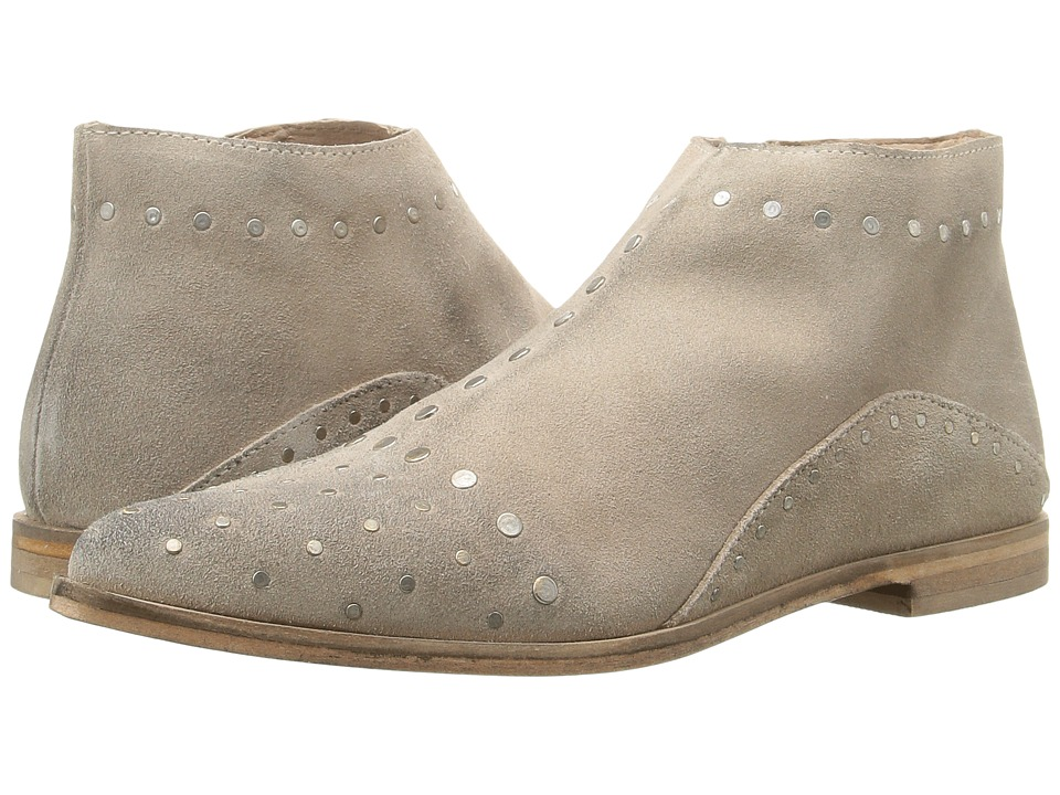 Free People - Aquarian Ankle Boot (Taupe) Women