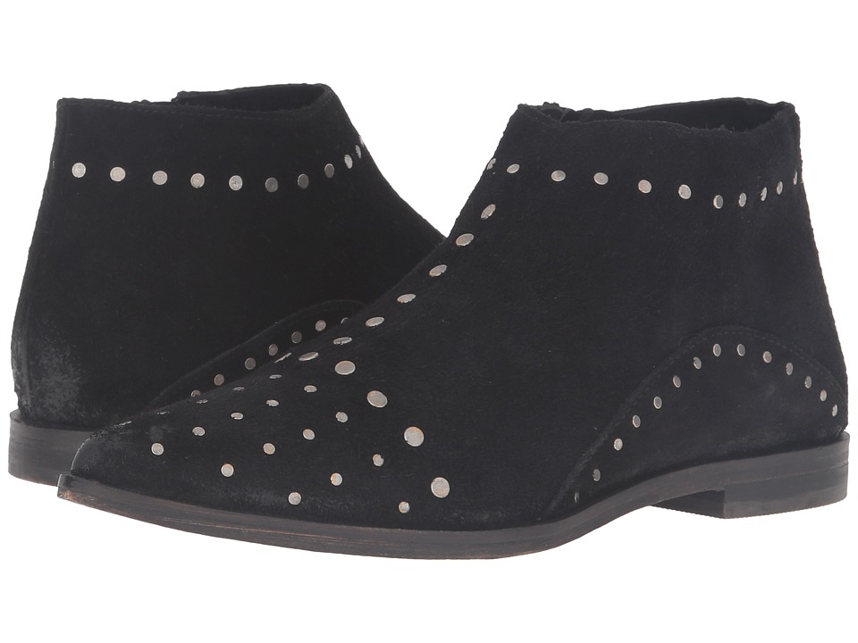 Free People Aquarian Ankle Boot (Black) Women