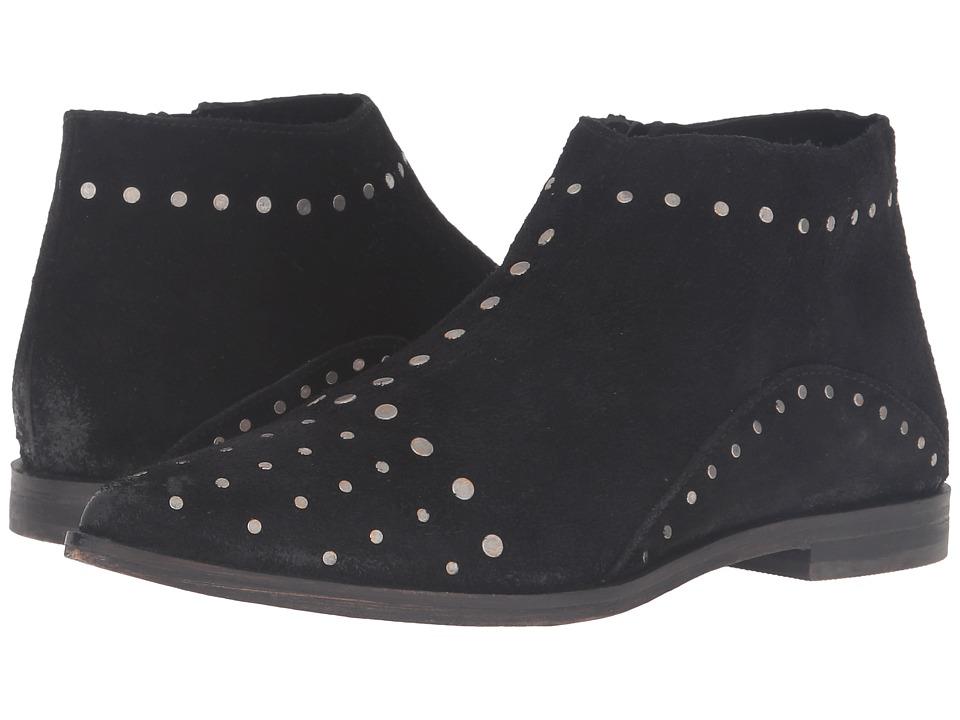 Free People - Aquarian Ankle Boot (Black) Women