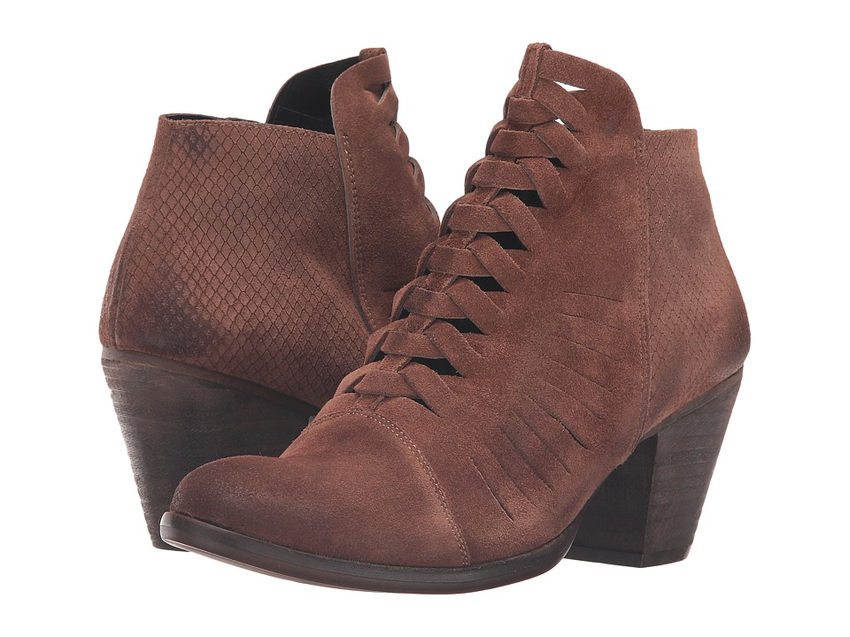Free People - Loveland Ankle Boot (Brown) Women