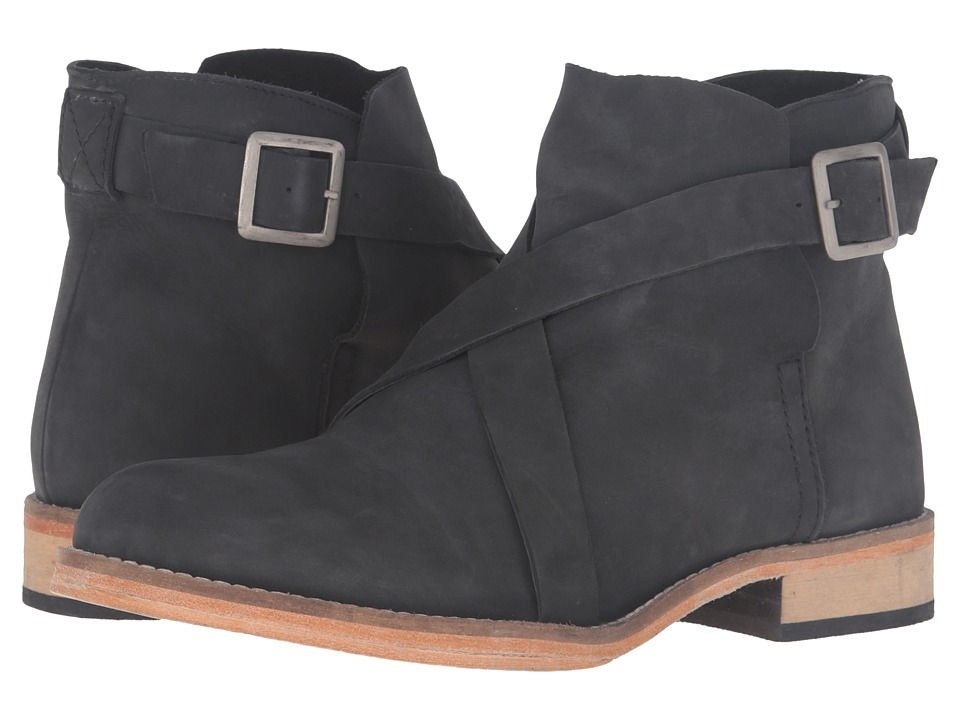 Free People - Las Palmas Ankle Boot (Black) Women