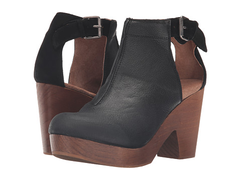 Free People Amber Orchard Clog - Black