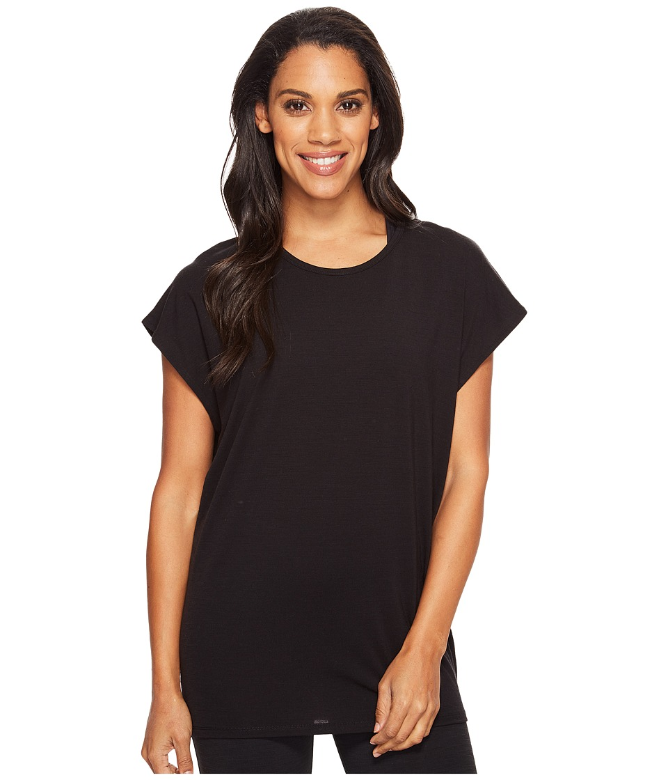 Icebreaker Aria Tunic (Black) Women
