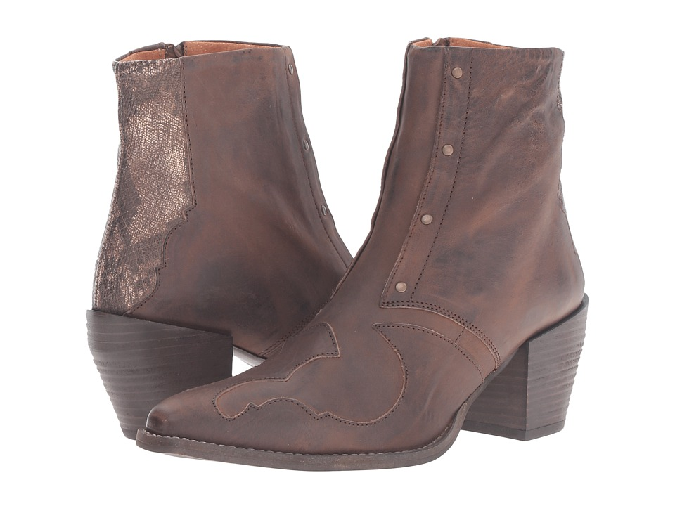 Free People Nevada Thunder Boot (Brown) Women