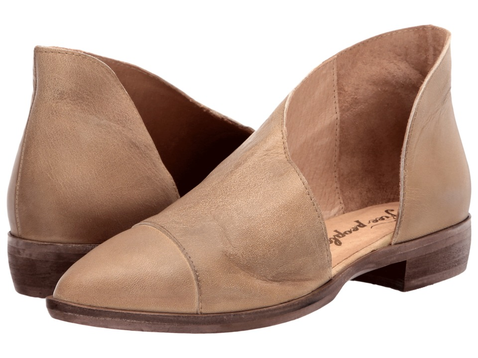 Free People Royale Flat (Brown) Flats