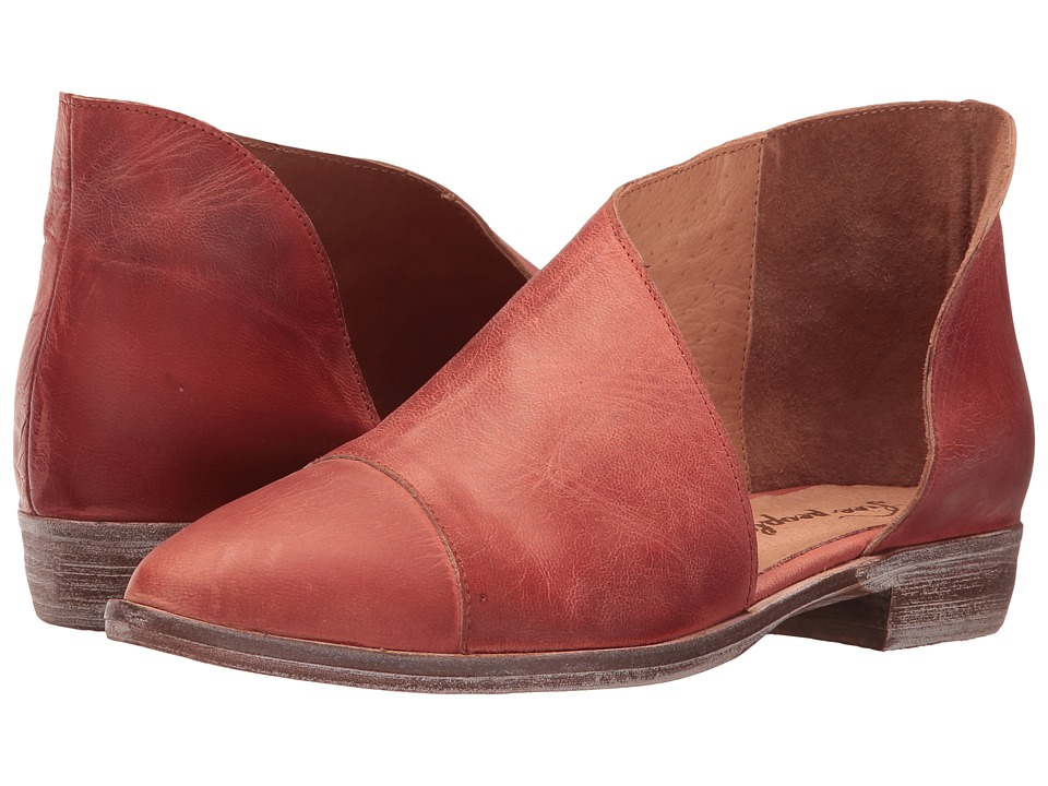 Free People Royale Flat (Red) Women