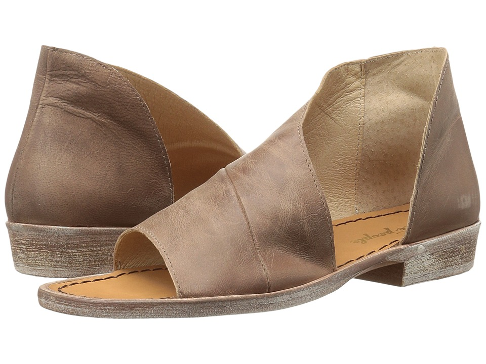 Free People Mont Blanc Sandal (Brown) Sandals