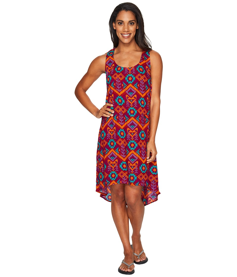 KAVU Jocelyn Dress (Jewel Ikat) Women