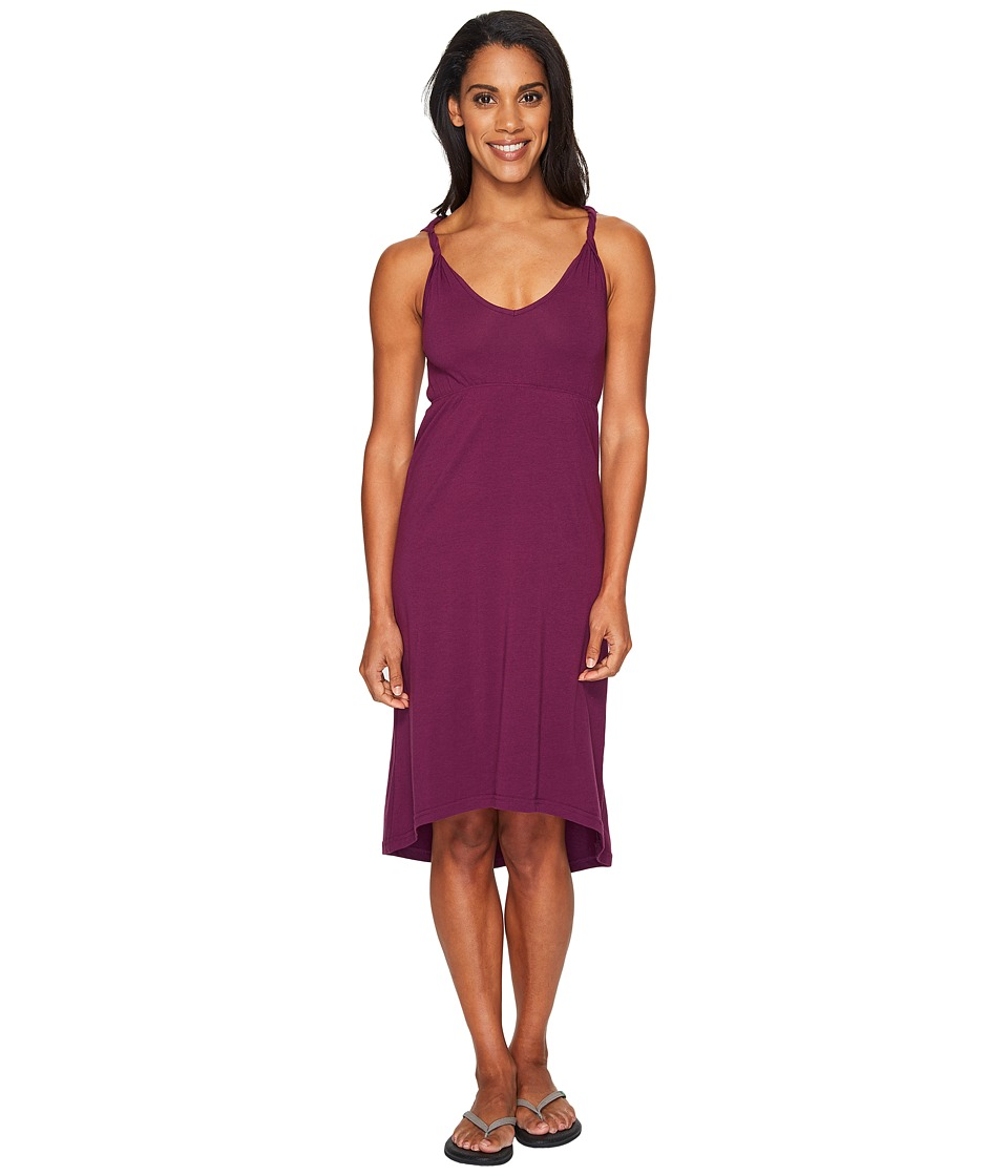 KAVU Ravenna Dress (Purple) Women