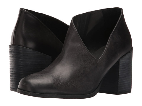 Free People Terrah Heel Boot - Black