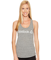 Reebok - El Prime Group Snow Melange Tank Top