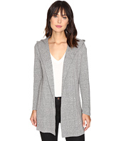 Lanston - Hooded Shawl Cardigan