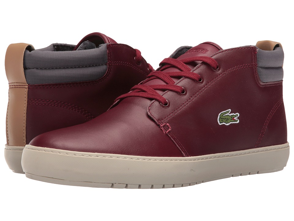 Lacoste Ampthill Terra 416 1 (Dark Red) Men