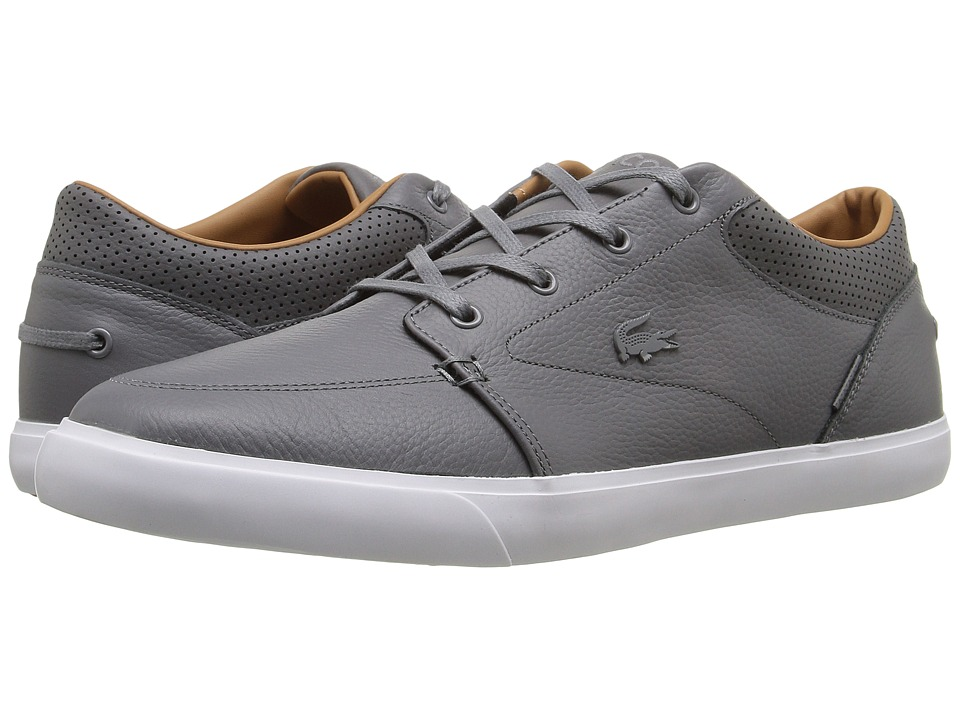 Lacoste Bayliss Vulc G416 1 (Dark Grey/Dark Grey) Men