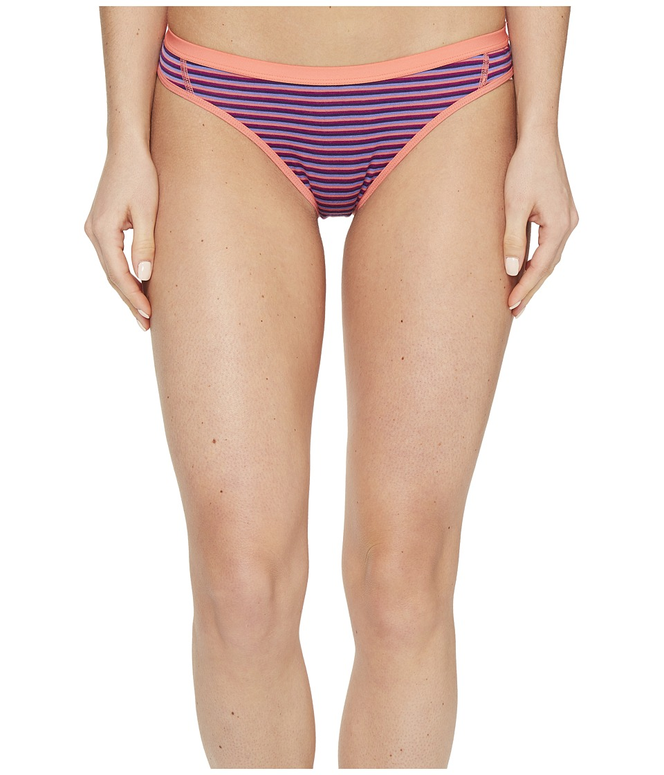 Icebreaker Siren Bikini (Tulip/Vivid/Stripe) Women