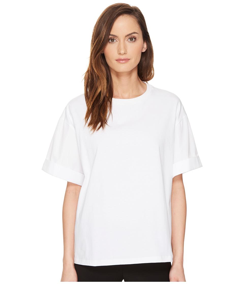 Neil Barrett - Jersey + Poplin T-Shirt