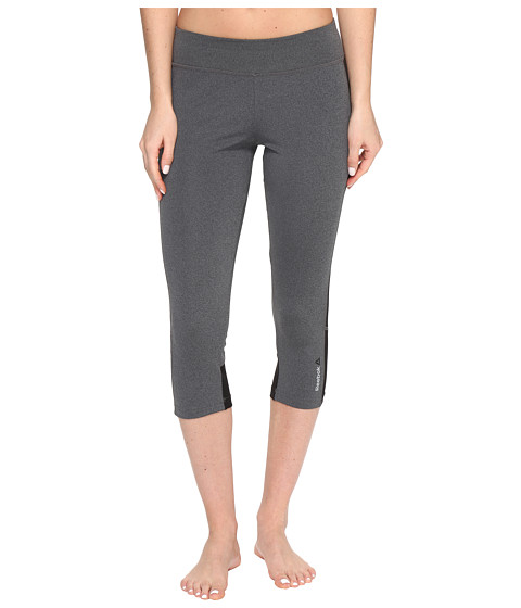 Reebok Workout Ready Capris Colored Block