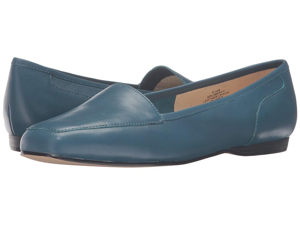 Bandolino - Liberty (Alpine Teal Leather) Women